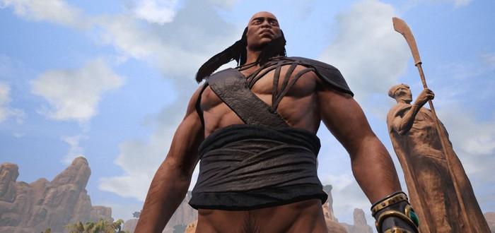 Разработчикам Conan Exiles не хватило времени для охвата мощности Xbox One X