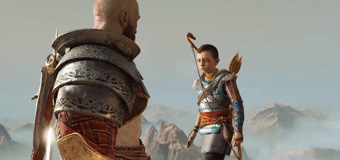Режиссер God Of War объясняет концовку. Спойлеры.