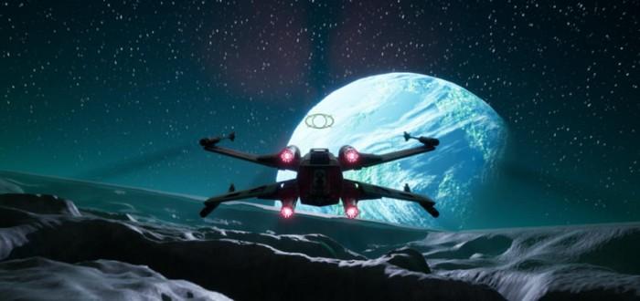 Фанатский ремейк Star Wars: Rogue Squadron может выйти в ближайшие пару лет