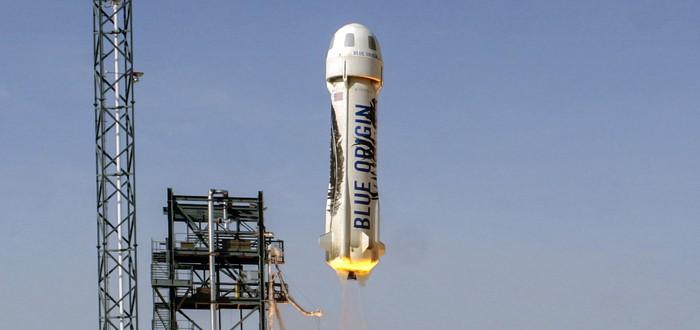 Blue Origin успешно осуществила новый тестовый запуск