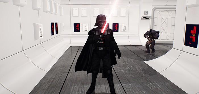 Скриншоты фанатского мода-ремастера Star Wars Battlefront 2