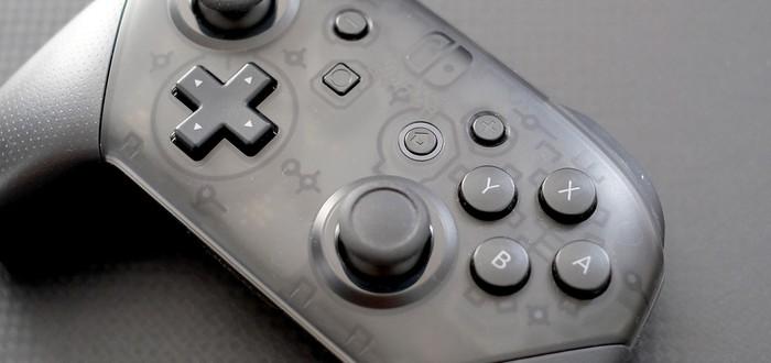 Steam получил официальную поддержку контроллера Switch