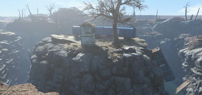 Fallout Liberty Hell — воссоздание Филадельфии в Fallout 4
