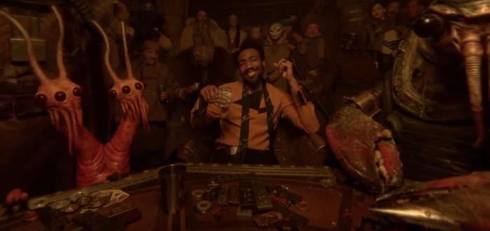 """Хан и Лэндо в панорамном ролике второго спин-оффа """"Звездных войн"""""""