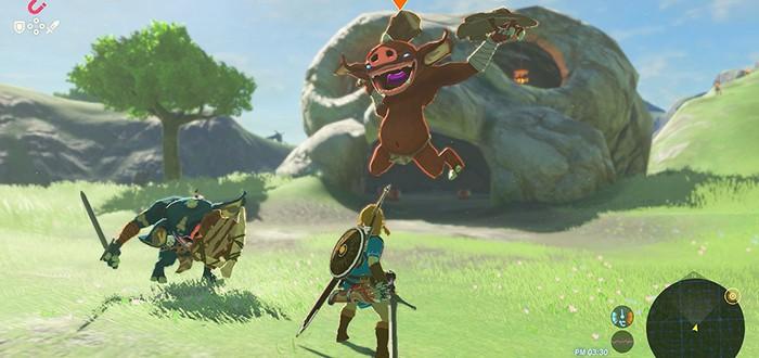 Nintendo ищет дизайнера уровней для новой The Legend of Zelda