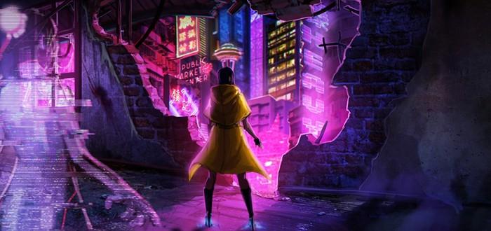 Sense: A Cyberpunk Story — поинт'н'клик адвенчура с изшлишним вниманием к женской груди