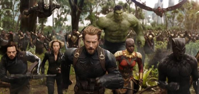 """Marvel ждет непростая рекламная кампания после """"Войны бесконечности"""""""
