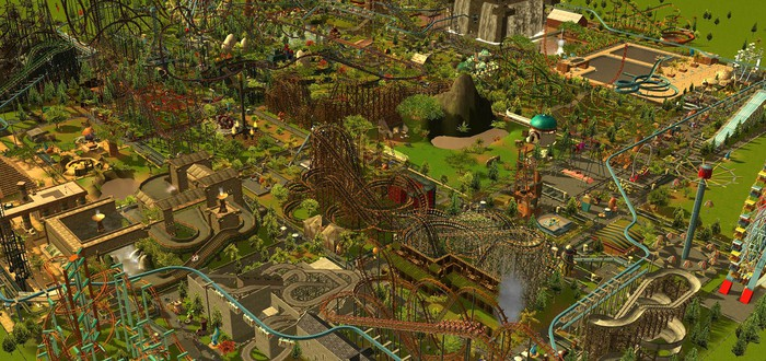 RollerCoaster Tycoon 3 удалили из Steam и GOG