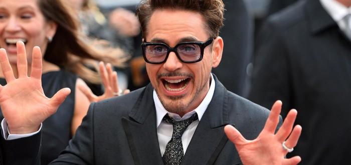 """Роберт Дауни-младший получил 10 миллионов долларов за 15 минут в """"Человек-Паук: Возвращение домой"""""""