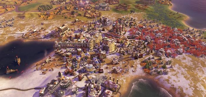 Весеннее обновление Civilization VI уже доступно