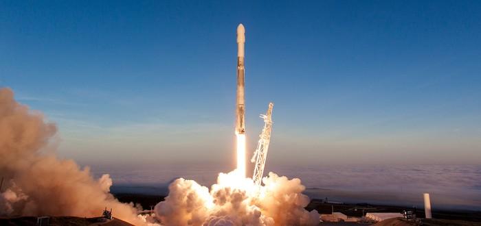 Прямой эфир с запуска самой мощной версии Falcon 9