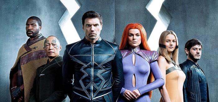 """""""Сверхлюди"""" Marvel отменены ABC после первого сезона"""