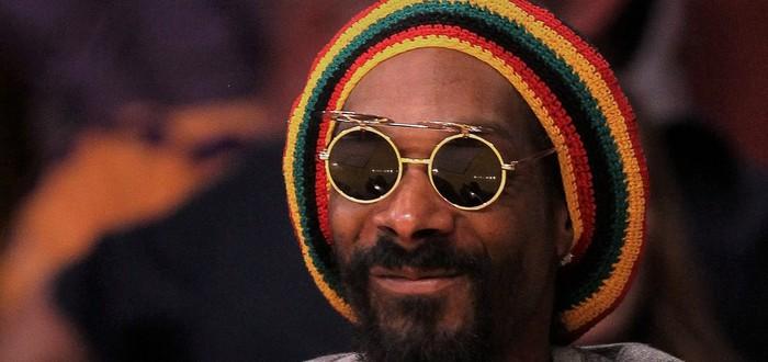 Обложка нового сингла Snoop Dogg напоминает обложку игры Sega