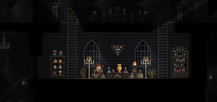 Scoundrel — пикселястый Thief-рогалик