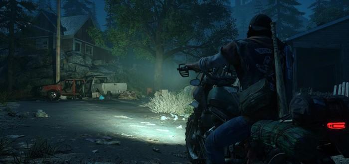 Как изменилась графика Days Gone с анонса на E3 2016