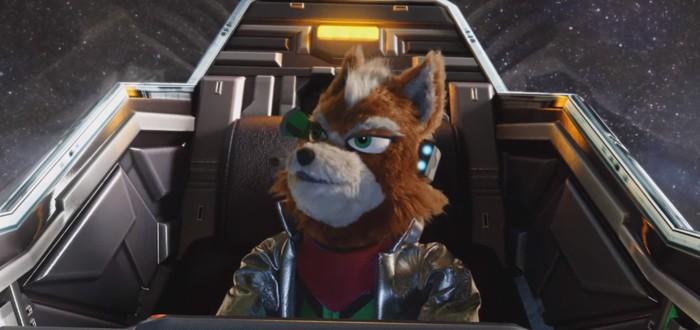 Слух: Новая игра Star Fox будет рейсингом