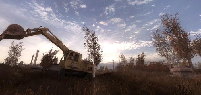 Мод на визуальную переработку S.T.A.L.K.E.R.: Call of Pripyat уже доступен