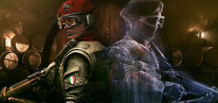 Тизер новой оперативницы Rainbow Six Siege — Alibi