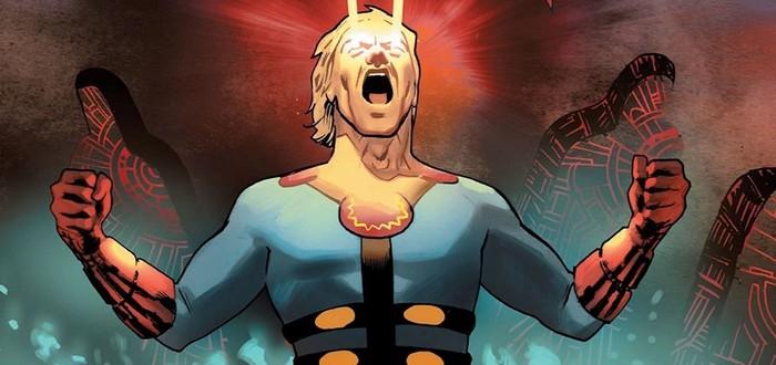 """Marvel нашла двух сценаристов для экранизации комикса """"Вечные"""""""