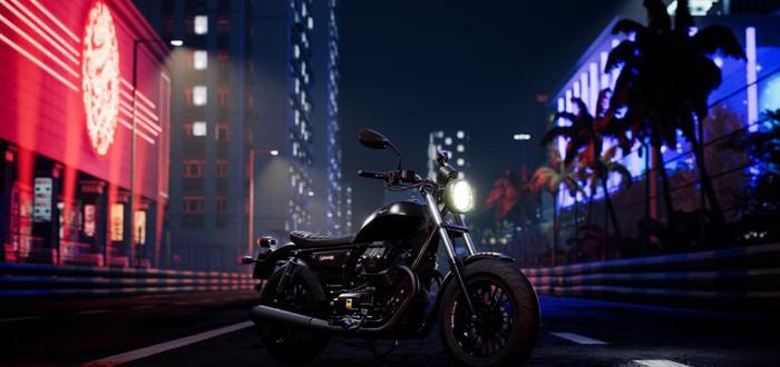 Дебютный трейлер и скриншоты рейсинга Ride 3