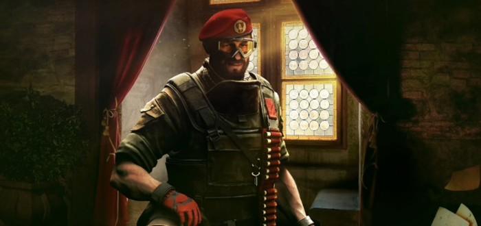 Тизер нового оперативника Rainbow Six Siege — Maestro