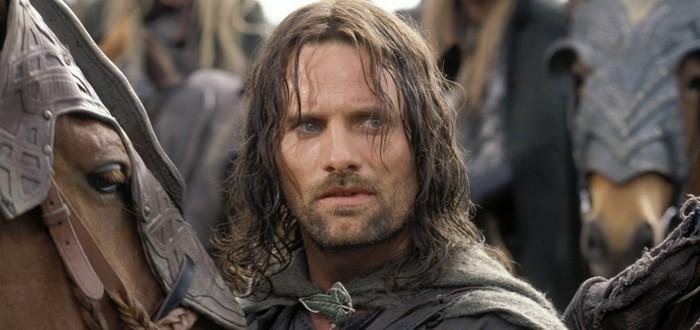 Слух: История молодого Арагорна в сериале по Толкину от Amazon