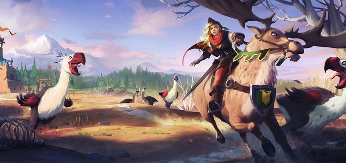 В Steam состоялся релиз Albion Online