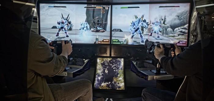 Анонсирована новая игра Halo, но для игровых автоматов
