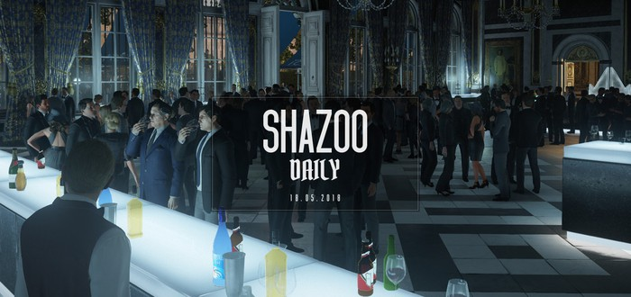 Shazoo Daily: Агент 47 примет вас