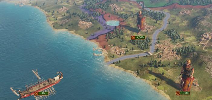 PDXCON 2018: Первые скриншоты Imperator: Rome