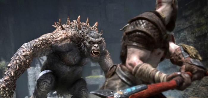 God of War пятую неделю подряд лидирует в британском чарте