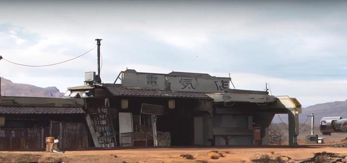 Постапокалиптическая Япония в адвенчуре Life of Delta