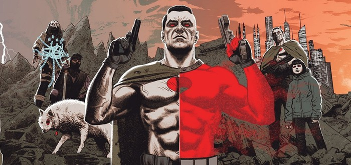 Пополнение в касте экранизации комикса Bloodshot