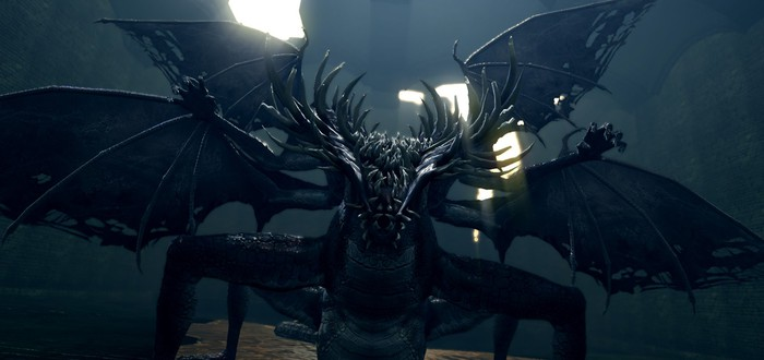 Ремастер Dark Souls вышел в Steam на день раньше