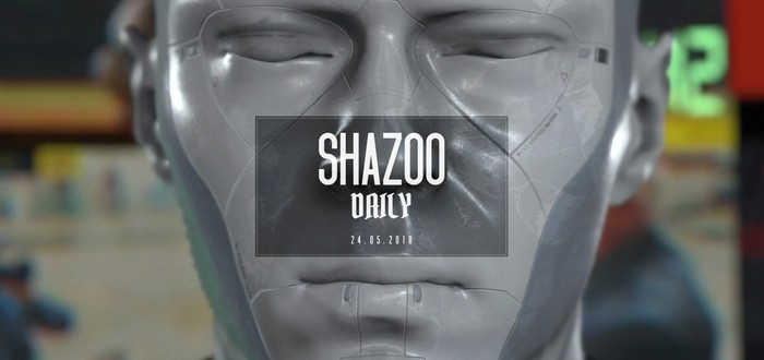 Shazoo Daily: Вечер без андроидов