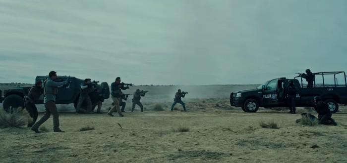 """Новый динамичный трейлер боевика """"Убийца 2. Против всех"""""""