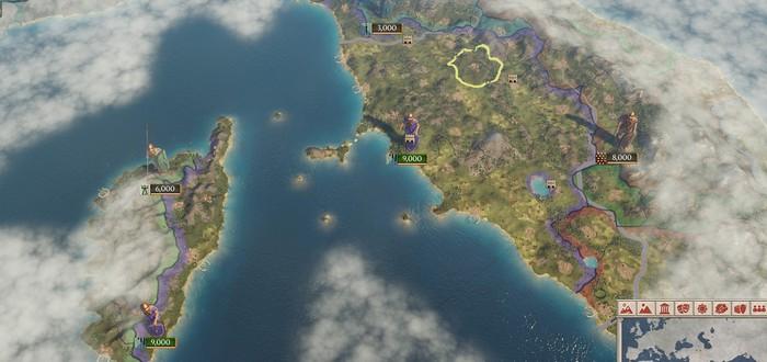 Видео-превью Imperator: Rome