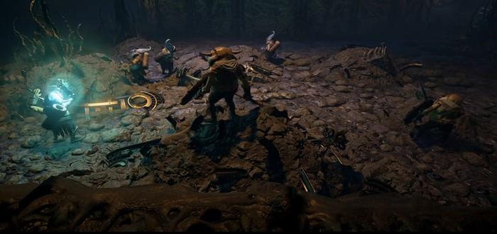24 минуты геймплея альфа-версии The Bard's Tale 4