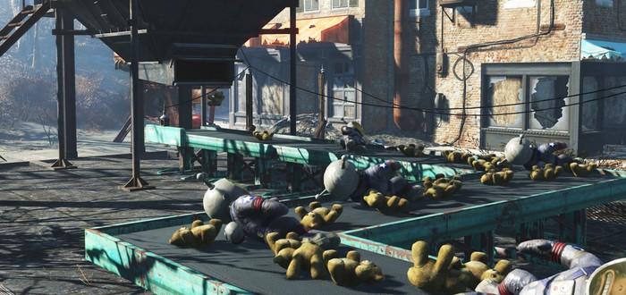 Этот мод Fallout 4 подойдет тем, кто не любит размытие
