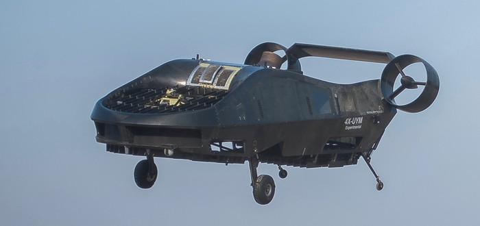 Летающий дрон-эвакуатор успешно справился с симуляцией