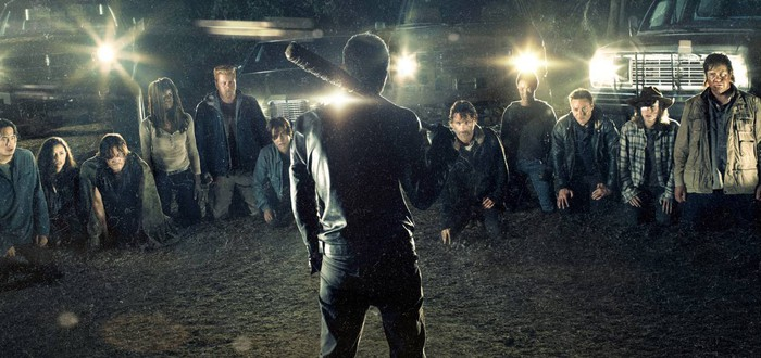 """Шоураннеры """"Ходячих мертвецов"""" хотят исследовать прошлое Нигана"""