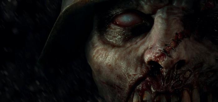 Трейлер нового события в Call of Duty: WWII — Attack of the Undead