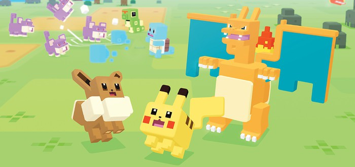 На Nintendo Switch вышла бесплатная RPG Pokémon Quest