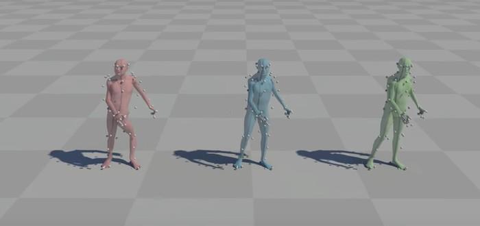 Ubisoft разработала технологию автоматического исправления MOCAP-анимации