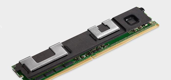 Модули памяти Intel Optane DC PM вмещают до 512 ГБ