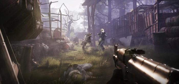 Первые скриншоты баттл-рояля Fear the Wolves