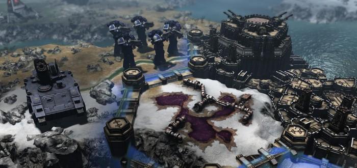 Глобальная стратегия Warhammer 40,000: Gladius - Relics Of War получила дату релиза