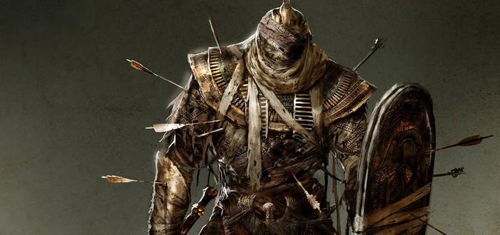 Много шикарных артов дополнения Curse of the Pharaohs для Assassin's Creed Origins