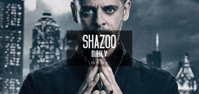 Shazoo Daily: Тик-так, тик-так