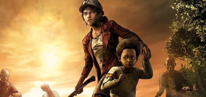 Первый эпизод The Walking Dead: The Final Season выйдет этим летом